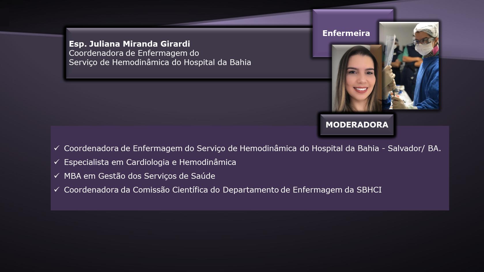 1 Esp. Juliana Girardi
