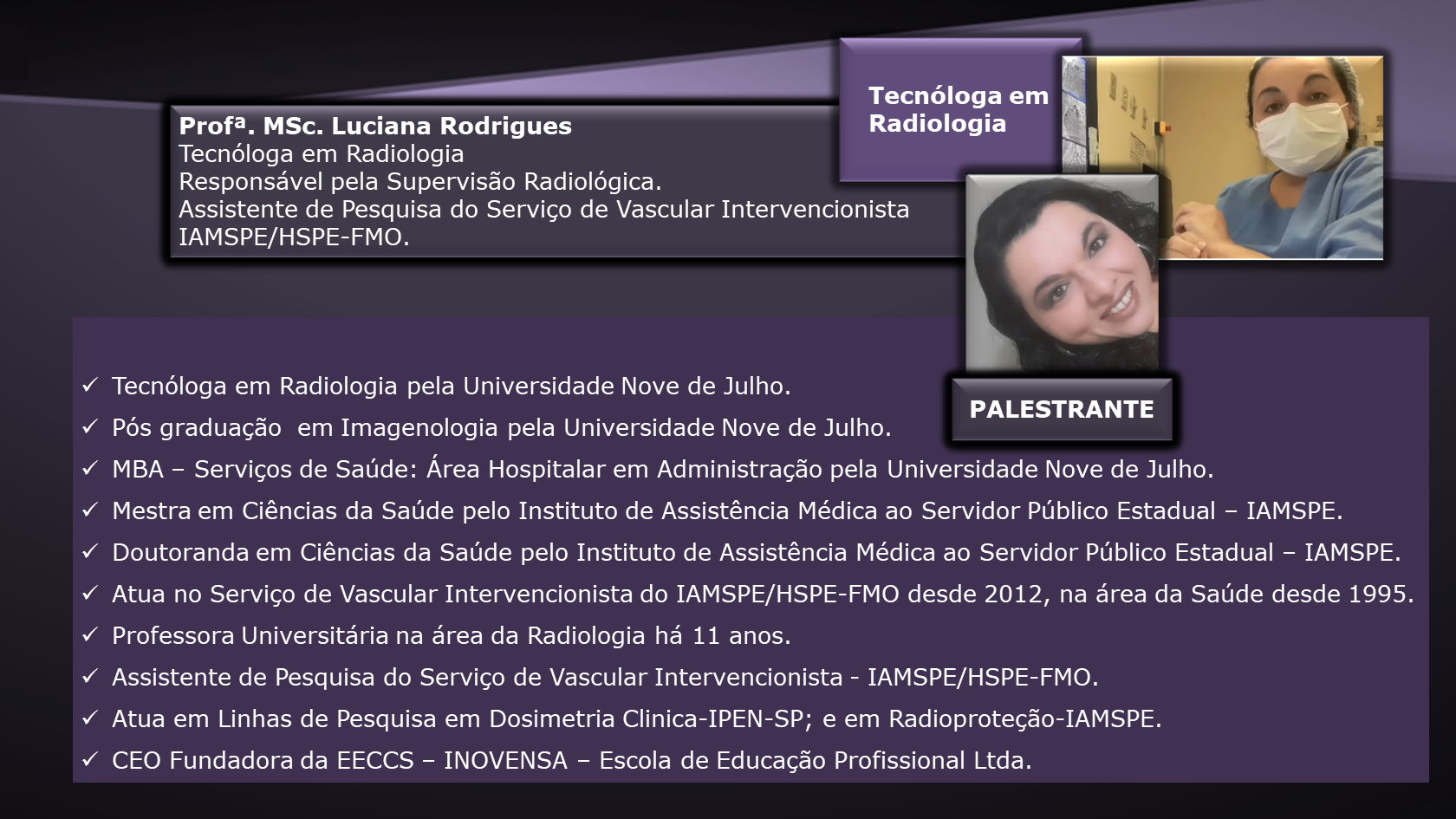 1 TR. LUCIANA RODRIGUES